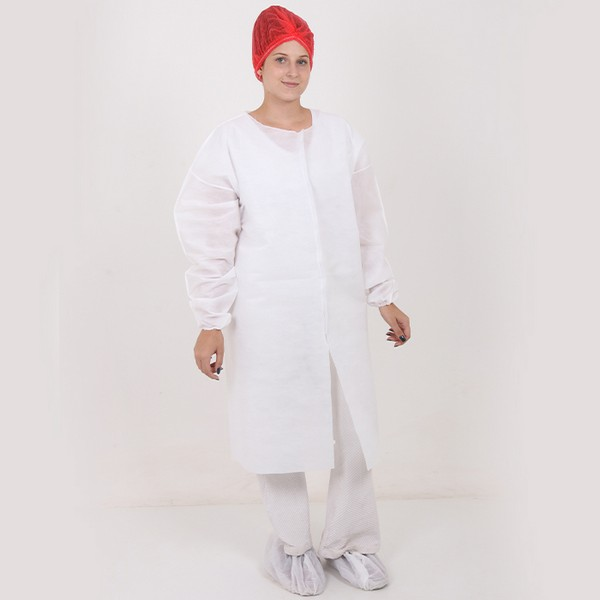 Avental cirurgico descartavel impermeavel
