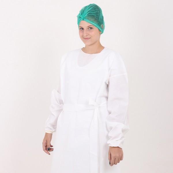 Camisola descartavel ginecologica