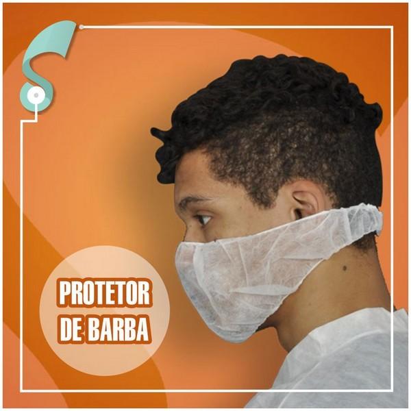 Protetor barba e bigode